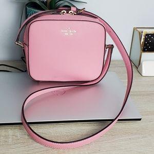 Kate Spade Pink Camera Bag Crossbody